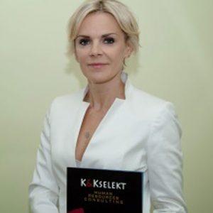 Katarzyna Kordoń - opiekun merytoryczny kierunku: Zarządzanie zasobami ludzkimi