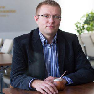 Sławomir Gawroński - opiekun merytoryczny kierunku: Zintegrowana edukacja przedszkolna i wczesnoszkolna