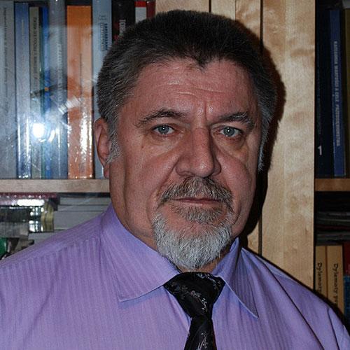 Stanisław Wieczorek - opiekun merytoryczny kierunku: BHP – Bezpieczeństwo i higiena pracy dla nauczycieli