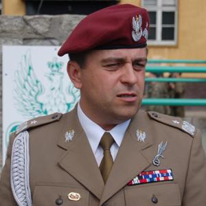 Tomasz Bąk - opiekun merytoryczny kierunku zarządzanie i dowodzenie w strukturach bezpieczeństwa państwa